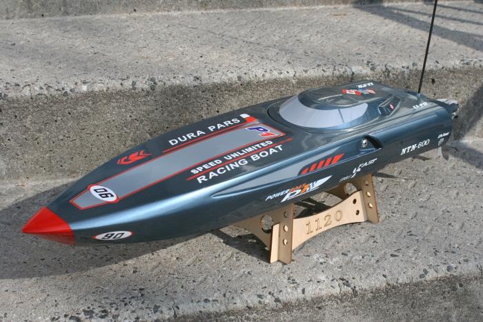 Rc Modellbau Boot Ntn 600