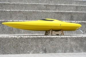 RC-Modellbau-Boot-Rocket-in-Gelb-300x200 in RC Modellbau Boot Rocket
