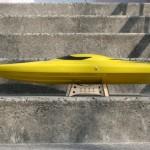 RC Modellbau Boot Rocket