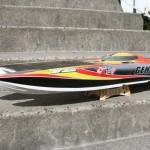 RC Modellbau Boot und Rennboot Genesis mit einem Brushlessmotor und Regler
